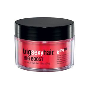 Sexy hair Big Boost Amplifying & Texturizing Creme  50ml