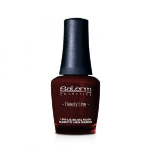 Nail polish  - Black Red